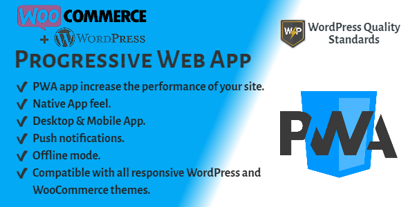 Progressive Web App (PWA) & Push Notifications for WordPress