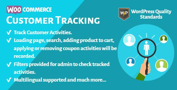 WooCommerce Customer Tracking